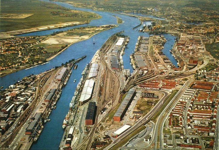 Hafen ca. 1970