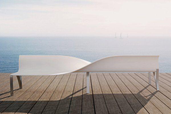 Cala Bench by Veronica Martinez | Supreme Furniture Blog