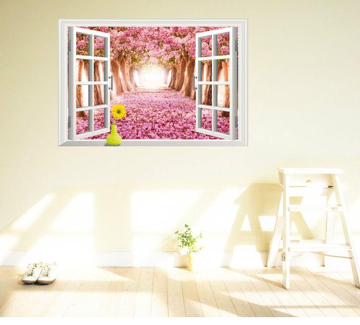 comprar grande cm flor flor de cerezo ventana d