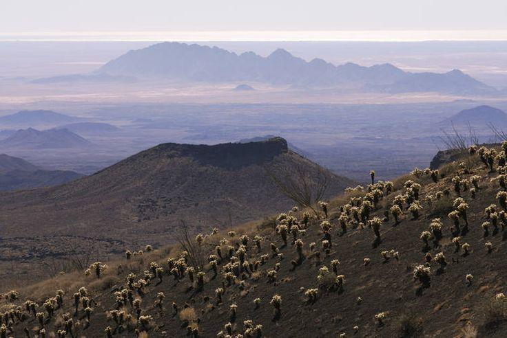 El Pinacate and Gran Desierto de Altar Biosphere Reserve, Mexico #UNESCO