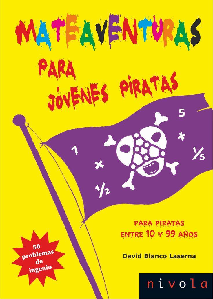 Mateaventuras para jóvenes piratas