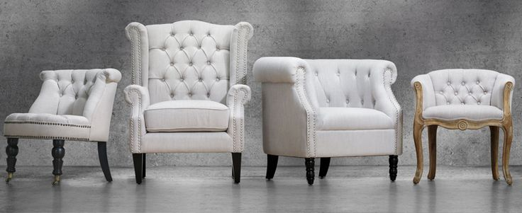 Spice up your space with an Accent Chair!  |  Black Mango