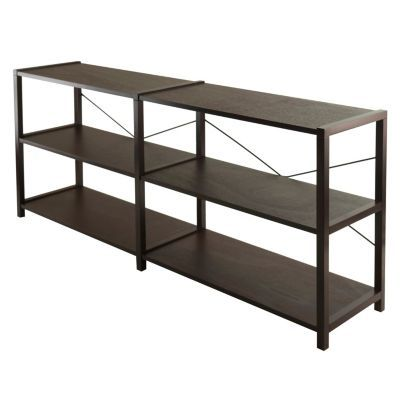 #MakeMoreMakeover Staples®. has the Winsome Sheldon 2X, Tiered Crossed Wire Shelf, Cappuccino you need for home office or business. Shop our great selection, read product reviews and receive FREE delivery on all orders over $45.