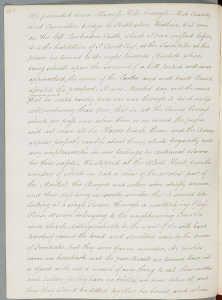 Un giro nel Galles del Sud, 1801, pagina 102...è giorno di mercato e Thomas Martyn descrive la scena, in particolare,gli abiti delle donne.
