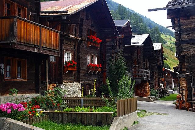 Ulrichen, Canton of Valais, Switzerland