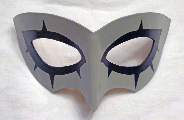 Persona 5 Joker's mask. I NEED this!