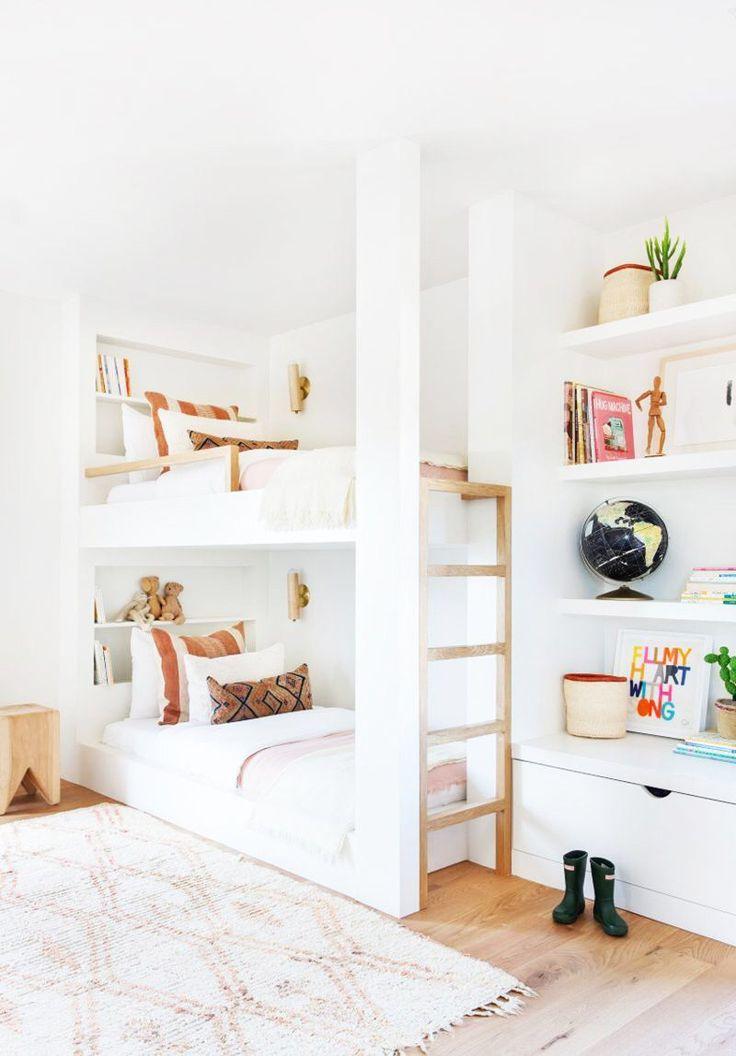 Kids Bedroom Kid Room Decor Bunk Beds Built In Bunk Bed Designs