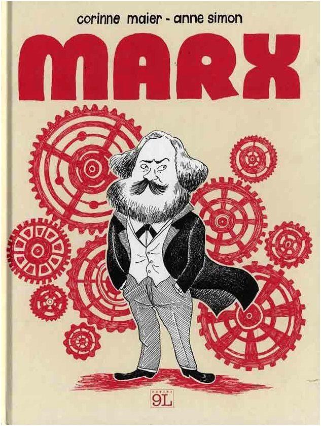 Marx: biografia a fumetti  (C, Maier & A. Simon)