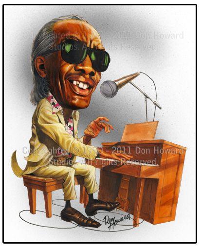 Professor Longhair, blues piano player art print