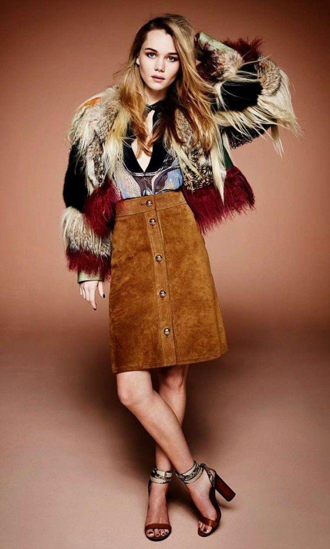 Imogen Waterhouse for Tatler UK March 2015 - GUCCI Spring 2015