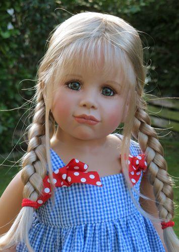 17 Best Images About Masterpiece Dolls On Pinterest