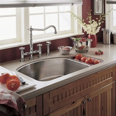 mount kitchen sink with tomatoes httplanewstalkcommount - American Kitchen Sink