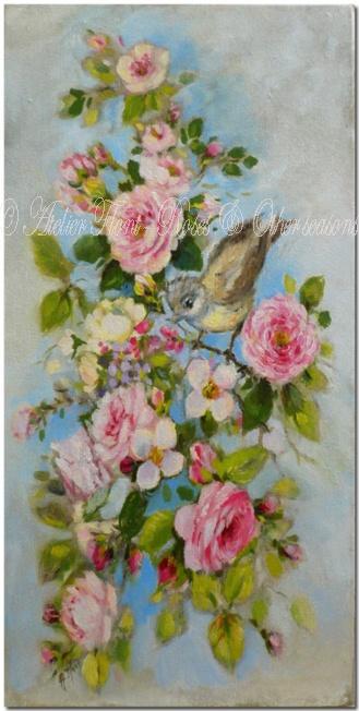 40 best helen flont images on pinterest | workshop, painted roses