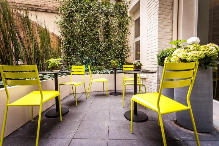 terrasse terrace legend hotel paris france by elegancia hotels legend hotel. Black Bedroom Furniture Sets. Home Design Ideas