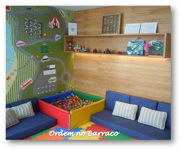 decoração para quarto de brincar