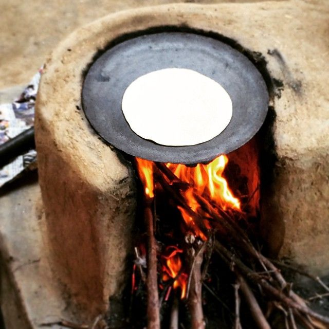 Outdoor cooking, Punjab
