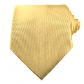 Gold Neckties / Formal Neckties.