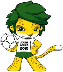 Sudáfrica 2010: Zakumi (un leopardo)