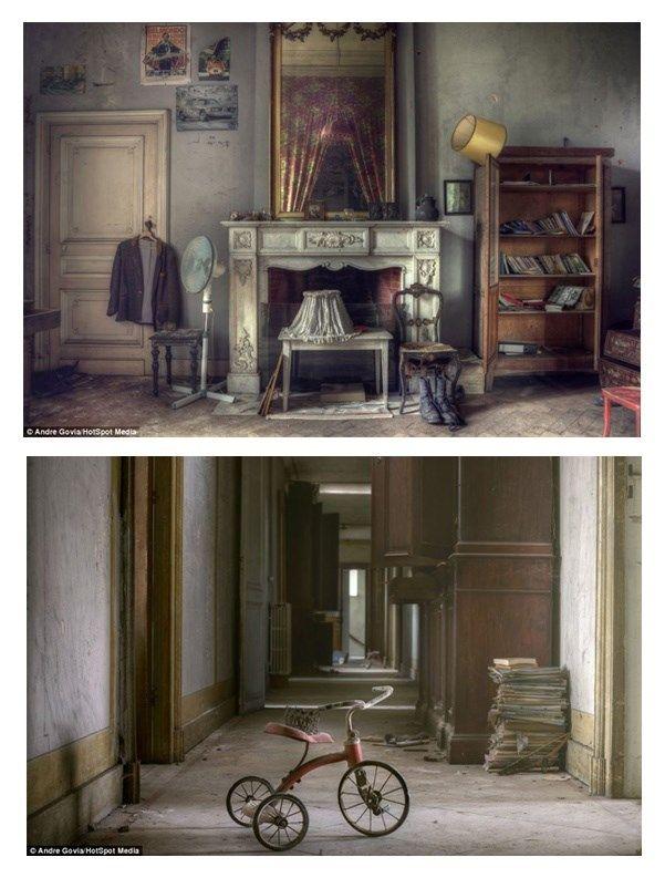 Confira 7 mansões abandonadas e muito assustadoras - MegaCurioso