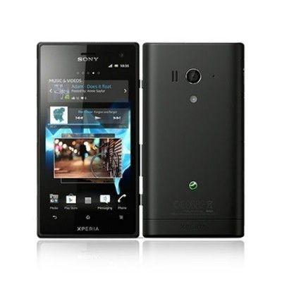 Celular Sony Xperia Acro S LT26w Black Factory Unlocked International Version #Sony#Celular