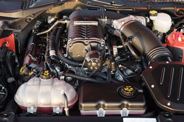 2015 Roush Stage 3 Mustang TVS Supercharger