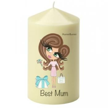 HunniBunni Personalised Wedding Candle  3