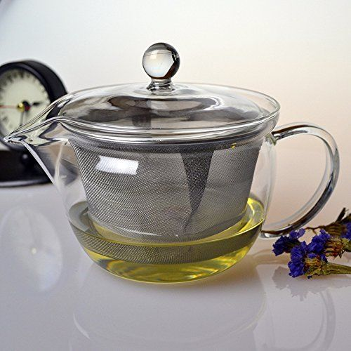Filter high temperature heatresistant glass teapot pot Cup tray -- See this great product. (Note:Amazon affiliate link)