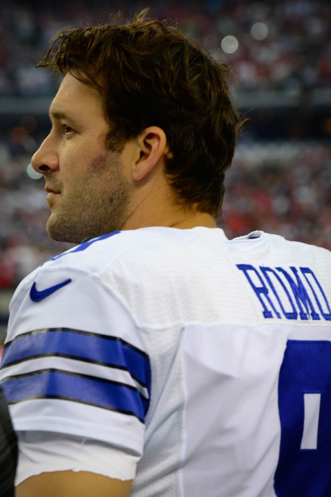 A New Normal? Romo Rests Back Again on Wednesday #DallasCowboys #5PointsBlue #TonyRomo