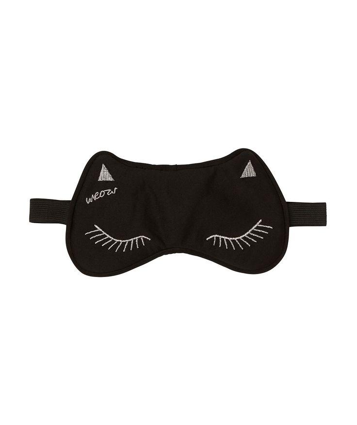 cat eye mask - Black Eye Mask Halloween