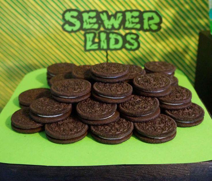 Teenage Mutant Ninja Turtles Birthday Party Ideas   Photo 1 of 28   Catch My Party
