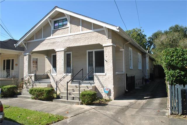 1014 Eleonore St New Orleans La 70115 Louisiana Homes Real