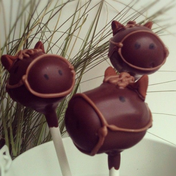 Raleigh Christmas Cake Pops
