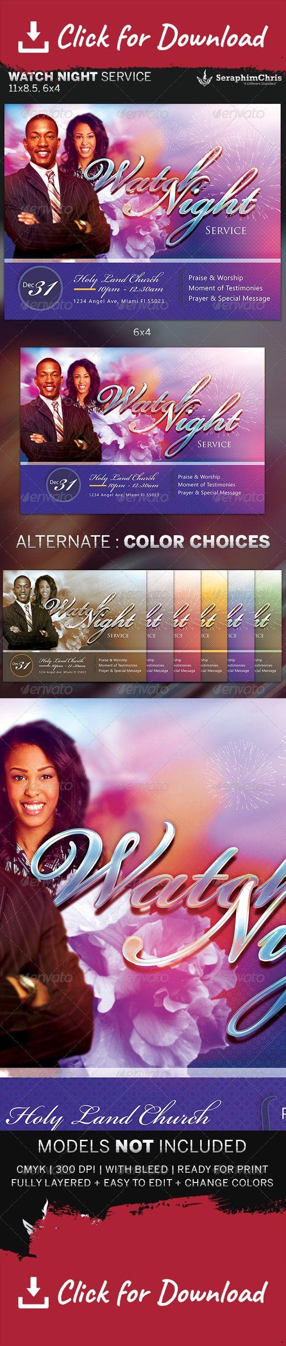 32 best church flyer templates images on pinterest