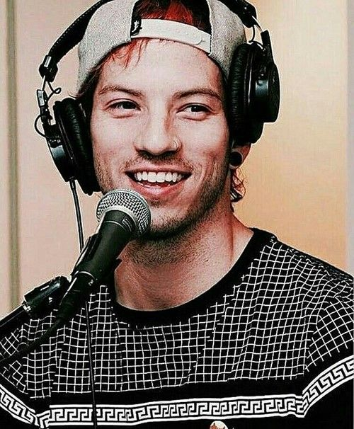 twenty one pilots and josh dun Bild