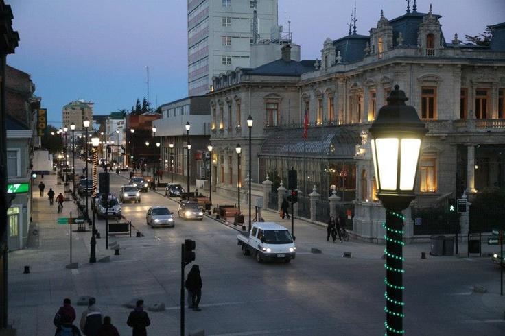 Calle Bories, Punta Arenas