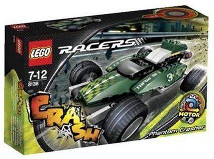 LEGO Racers 8138: Phantom Crasher  none  http://www.comparestoreprices.co.uk/building-toys/lego-racers-8138-phantom-crasher.asp