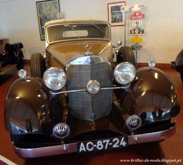 Brilhos da Moda: Automóveis de outros tempos no Museu do Caramulo