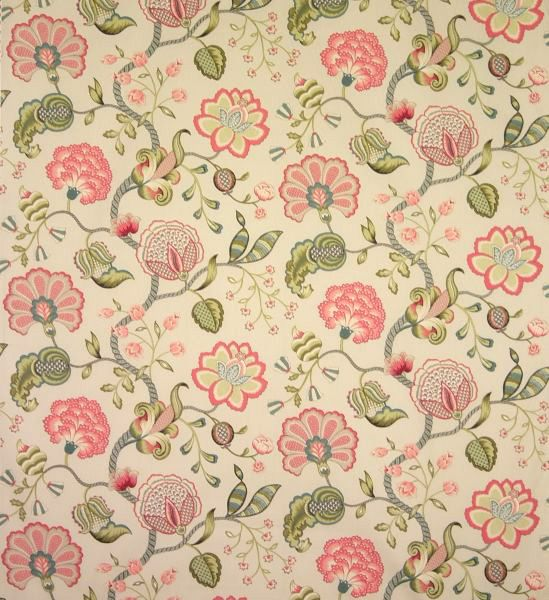 Milly's room?   Arabella Pink (10797-102) – James Dunlop Textiles | Upholstery, Drapery & Wallpaper fabrics