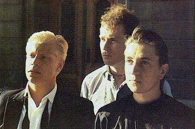 Tredje Mannen Stockholm 1980-1988 Medlemmar: Pocke Öhrström: Sång, gitarr Mats Lindberg: Synth Christian Callert: Trummor