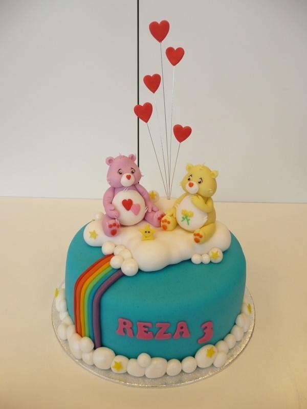 11 Best Cake Care Bears Images On Pinterest Care Bears Care Bear