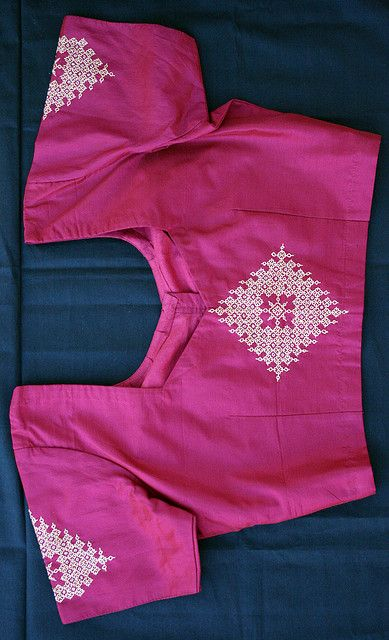 Kasuti blouse | Flickr - Photo Sharing!