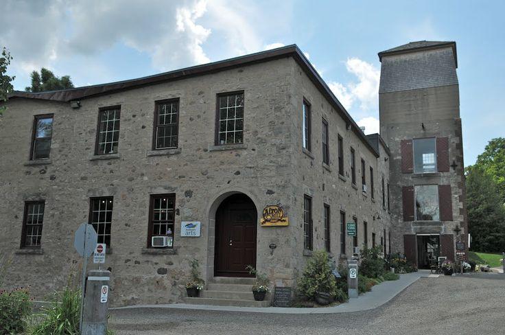 Caledon, Ontario: Alton Mill Art Studio