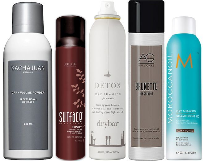 The 6 Best Dry Shampoos For Brunettes Newbeauty Good Dry Shampoo Dark Dry Shampoo Dry Shampoo