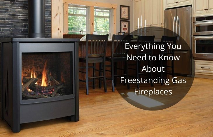 Not Sure What Kind Of Fireplace Fits Your Space Find Out The Tips Of Freestanding Gas Fireplace Install At Your Home Fireplace Gas Fireplace Modern Fireplace