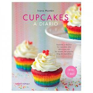 Cupcakes a diario de Ivana Muntán ¡RESERVA!