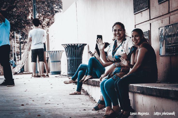 Friendly girls by Tania Magenta on 500px