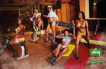Jamaica - Stüssy spring 2016