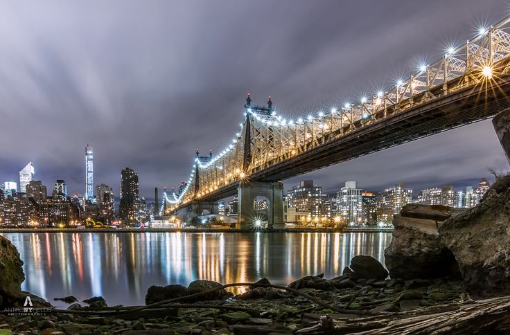Photograph *The*59st*Bridge* by Anthony Fields on 500px
