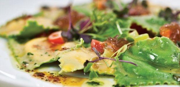Ravióli de Camembert e Geleia de Figo  - 27/12/2012 - UOL Estilo de vida