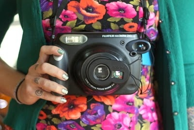 Some tips for getting great pictures out of my FujiFilm Instax 210